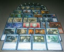 MTG Magic DELVER OF SECRETS DECK Ludevic's Test Subject Scry LOT 2 sided Control