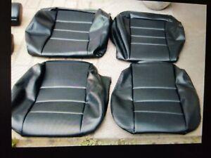 BMW 128i 135i  E88 FRONT SEAT UPHOLSTERY KIT (SET) GERMAN VINYL BEAUTIFUL NEW