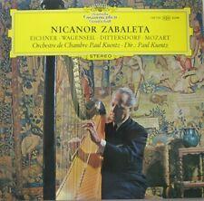 NICANOR ZABALETA - ORCHESTRE DE CHAMBRE PAUL KUENTZ  -  LP