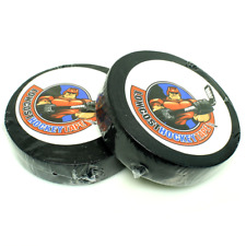 Black Hockey Tape - 2 Rolls - Low Price - Fast Ship - Hockey Stick Tape