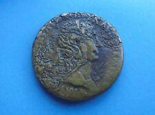 Bithynia, Ae33 Claudius, Zeus on throne,  as shown