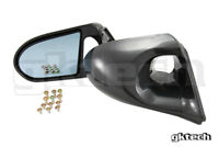 GKTECH S14 240sx /200sx - LHD Aero Mirrors - FREE SHIPPING