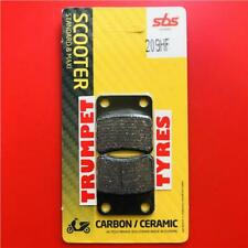 Piaggio Vespa 350 X10 Executive (Parking Brake)13>ON SBS Rear Ceramic Brake Pads