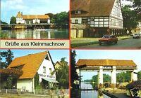 AK, Kleinmachnow Kr. Potsdam, vier Abb., um 1993