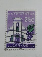 SOUTH AFRICA STAMP - 2.5c