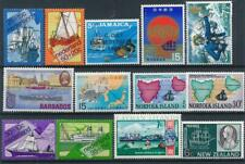 [126279] Worldwide Boats good lot of stamps very fine MNH