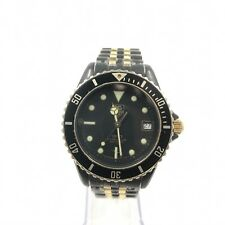 Tag Heuer Professional  980-020B Divers Two Tone Black Watch 37mm