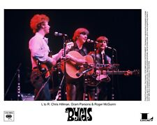 "The Byrds 10"" x 8"" Photograph no 10"