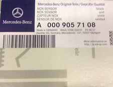 NUOVO Mercedes-Benz parte originale NOX-sensore a0009057108 0009057108 sonda NOX NEW