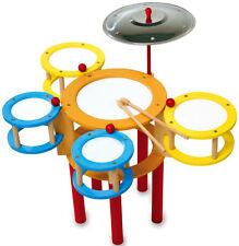 Schlagzeug bunt Trommel Legler