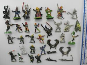 Broken / Incomplete ELDAR FIGURES + PARTS Metal Aeldari Army Warhammer 40K 5