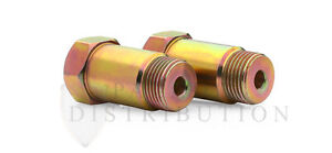 Paladin Straight O2 Oxygen Sensor Extension Spacer 45mm - M18 x 1.5 (2 pack)