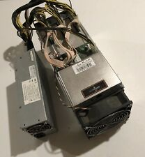 Bitmain Antminer S9 13.5T Bitcoin Cryptocurrency Miner with APW3++ PSU Crypto