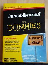 Immobilienkauf für Dummies   Buch   Zustand sehr gut