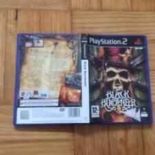 Black Buccaneer PS2/PS3 Pal Version Complete