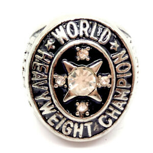 Ring of 1952 Rocky Marciano World Champion Heavy Weight Fighter - All Sizes