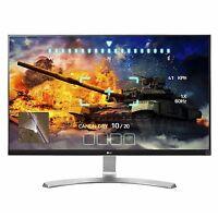 "LG - 27UD69P-W 27"" IPS LED 4K UHD FreeSync Monitor - Adjustable Stand"
