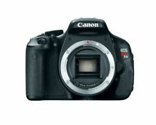 Canon EOS Rebel T3I 18 MP Digital SLR Camera - Black
