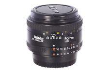 Nikon 50mm f1.8 AF N, MINT