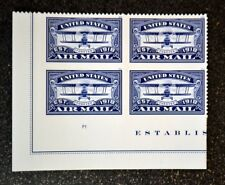 2018USA Forever United States Air Mail - Plate Block of 4 - Mint NH