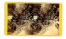Watkins Glen NY-FROWNING CLIFF & NARROW PASS-E&HT Anthony Stereoview
