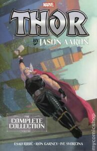 Thor TPB By Jason Aaron The Complete Collection #1-1ST FN 2019 Stock Image