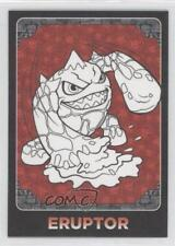 2012 Topps Activision Skylanders Giants Color Me In #C2 Eruptor Card 1d3