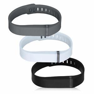 3x Sportarmband für Fitbit Flex Fitnesstracker Smartwatch Sport Armband Uhr