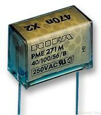 EVOX RIFA, PME271M547M, CAPACITOR, CLASS X2, 0.047UF FIX KENWOOD CHEF