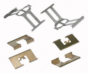 Rr Disc Brake Hardware Kit Raybestos H15727A