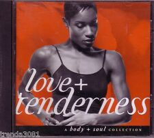 Time Life BODY SOUL Love Tenderness CD Classic 70s AS SEEN ON TV TEMPTATIONS