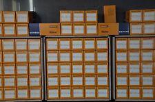 Lot ten pcs (10 pcs) of  Siemens NOS QE05/40 = 6146B tubes Made in W. Germany
