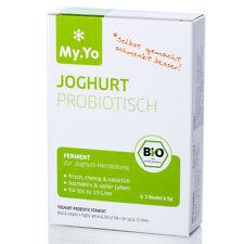 My.Yo Joghurtferment Probiotisch zur Joghurtherstellung, Joghurtkulturen Joghurt