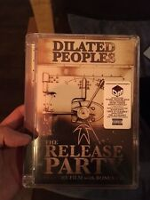 Dilated Peoples: The Release Party  DVD Region 1 Sealed * Alchemist * Evidence