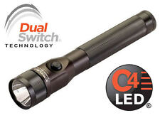Streamlight Stinger DS Dual Switch C4 LED Flashlight with AC / DC Charger 75813