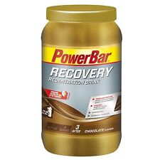 PowerBar Recovery Drink 1.2kg Tub - Chocolate Flavour - SAVE 15%