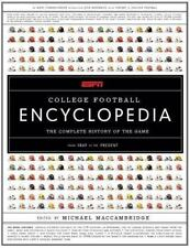 ESPN College Football Encyclopedia : The Complete History of the Game by Michael