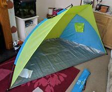 Yellowstone UV40 Beach Shelter 210x115x110 cm Tent Sun Shade Wind Break Fishing