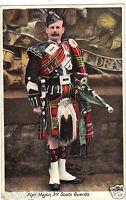 Königreich Uni - Pfeife Major, 3rd Scots Guards