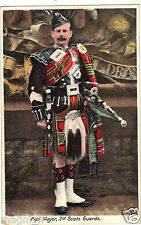 Royaume Uni - Pipe Major, 3rd Scots Guards