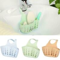 Kitchen Sink Shelf Soap Sponge Drain Rack Hanging Storage Home Tool H I2V8
