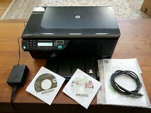 HP OfficeJet 4500 All-In-One Inkjet Printerw/ power supply 0957-2269