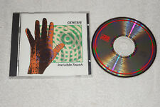 CD : Genesis - Invisible Touch (1986) Made in Japan
