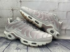Nike Women Air Max Plus LX Shoes AH6788-600 Rose Pink Grey Women's Size 6.5 NEW