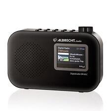 B-Ware Albrecht DR 65 C tragbares Digitalradio DAB+ / UKW mit Farbdisplay