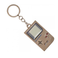 RETRO Nintendo GameBoy KeyChain (Metal) Officially Licensed Gaming Accessories