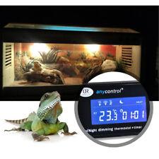 Aquarium Temperature Controller Fish Tank Electric Thermostat Heater&Chiller