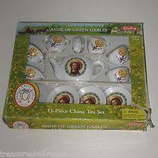 Anne of Green Gables Children's China Tea Set Schylling