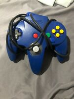 Nintendo 64 Blue controller only tested working N64
