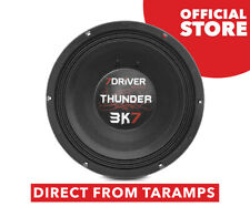 "7Driver 12"" Thunder 3K7 4 Ohm Speaker 1850W RMS by Taramps Direct From Taramps"